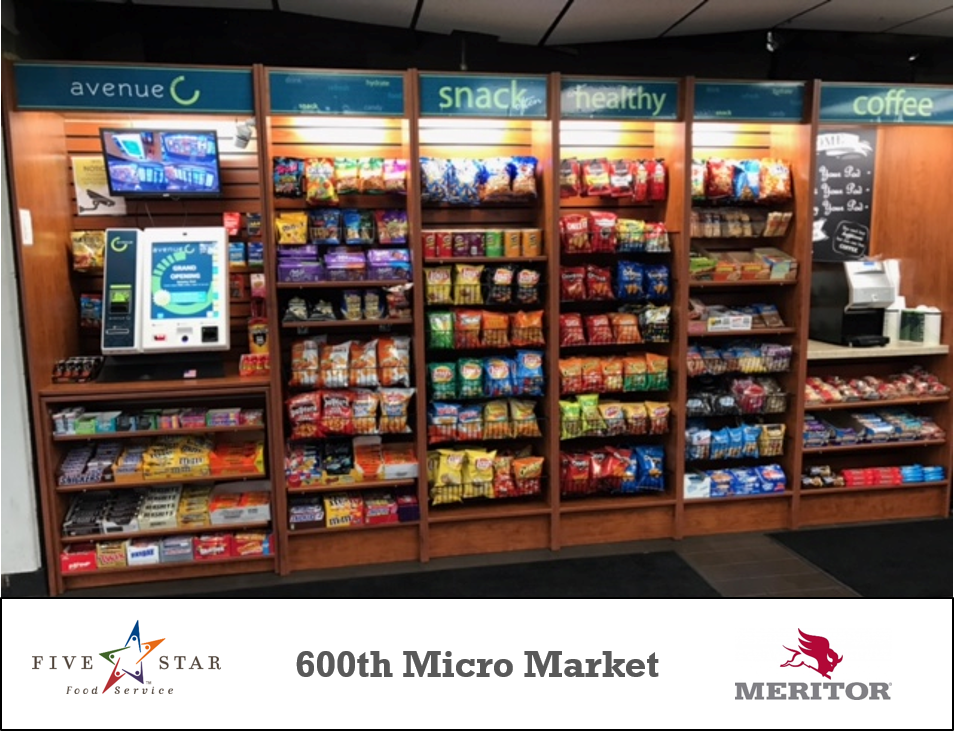 Five Star 600 micro market