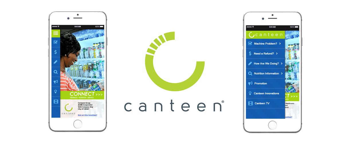 canteen phone app