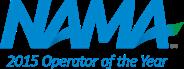 NAMA Operator of the Year 2015